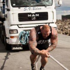 Divovi dolaze: Strongman LP 13. maja u Sarajevu