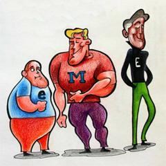 Ektomorf, mezomorf i endomorf. Koji ste vi tip?
