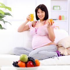 Zdrava hrana za trudnice