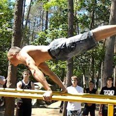 Ovako Ukrajinci vježbaju