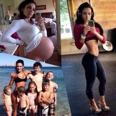 Teško je povjerovati da ova žena ima šestoro djece