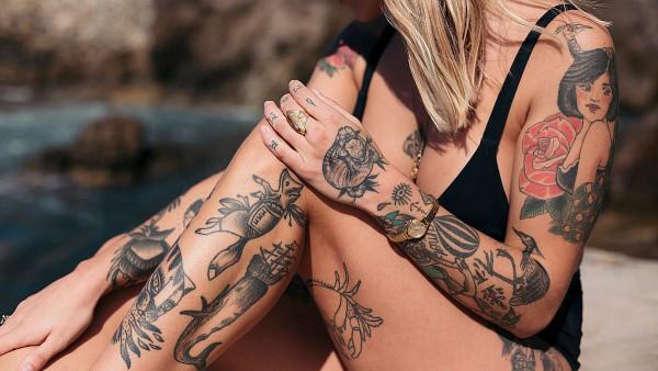 Sunce i koža: Kako zaštiti tetovaže tokom izlaganja suncu?