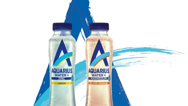 Nadoknadite izgubljene minerale uz AQUARIUS WATER+