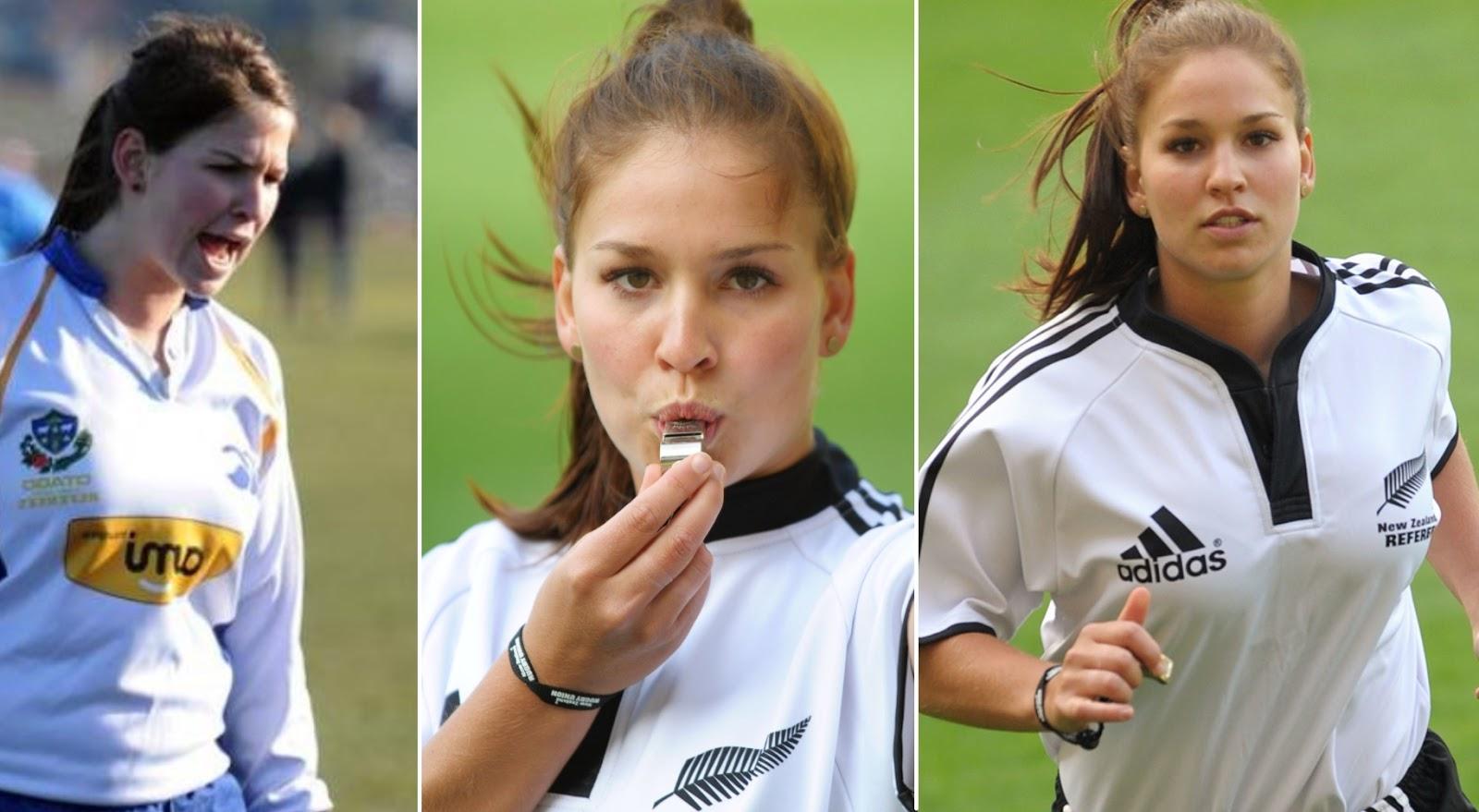 Na njih se niko ne ljuti: Najzgodnije sportske sutkinje na svijetu