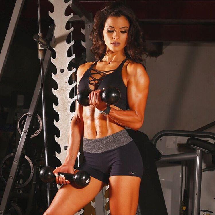 Odlučnost i disciplina pomogli su joj da izgradi figuru koju je željela
