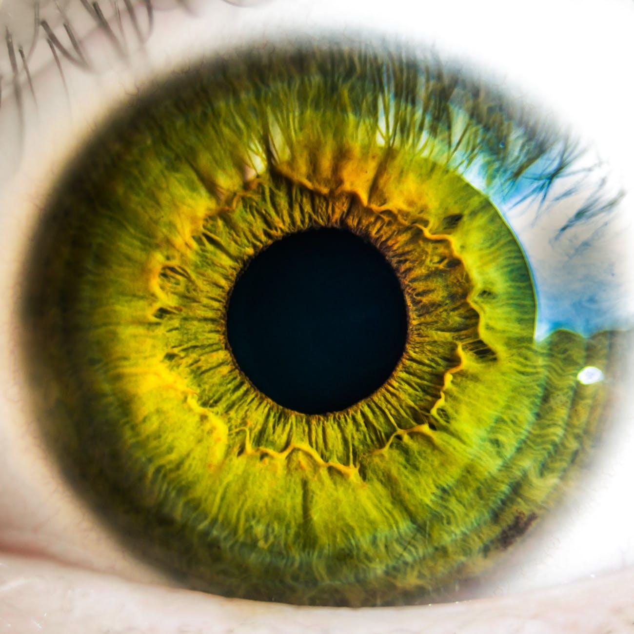 Šta može promijeniti boju vaših očiju?