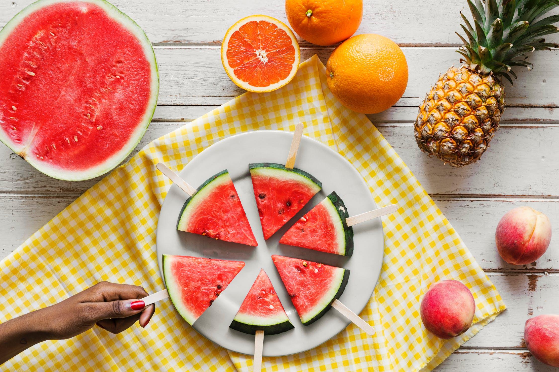 Hrana koja će vam pomoći da se rashladite tokom ljeta