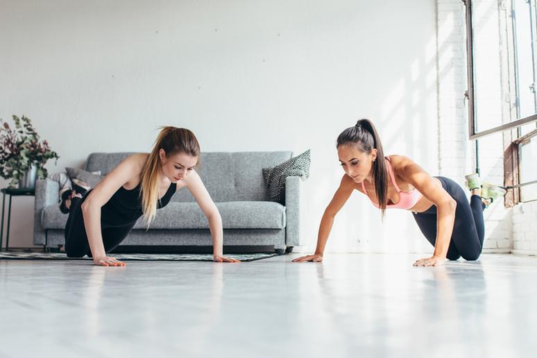 Idealni kućni trening za koji nije neophodna nikakva oprema