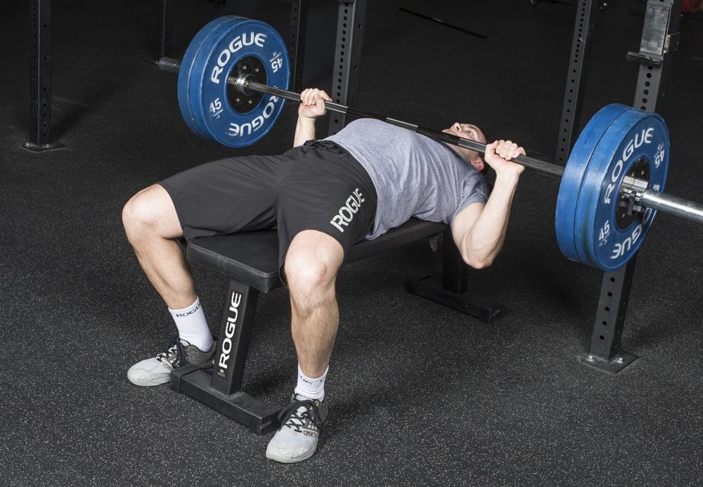Tri efikasna trika kako poboljšati bench potisak